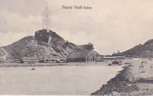 Signal Staff, ADEN, Yemen, 00-10s