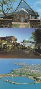 Darwin Smith Street Mall Cathedral Kodak Camera 3x Australia Postcard s