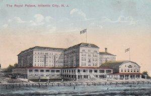 ATLANTIC CITY, New Jersey, 1900-1910's; The Royal Palace