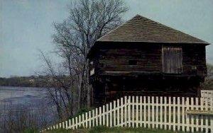 Fort Halifax in Waterville, Maine