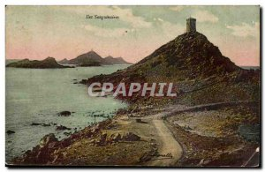 Old Postcard Corsica Corsica bloodthirsty Islands