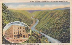Pennsylvana's Grand Canyon Wellsboro Pennsylvania