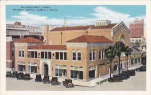 Hillsborough Lodge Masonic Temple Tampa Florida
