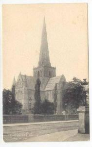 St. Cuthberts Church, Darlington (Durham), England, UK, 1900-1910s