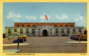 MD - Baltimore. Fifth Regiment Armory