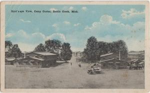 BATTLE CREEK - CAMP CUSTER 1910s era / Army National Guard site now