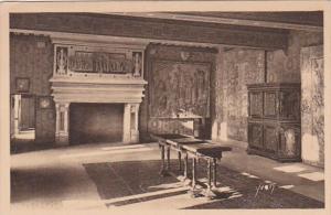 France Chateau de Blois Salle des Gardes