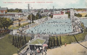 TORONTO , Ontario , Canada , 1930s ; The Swimming Pool Sunnyside