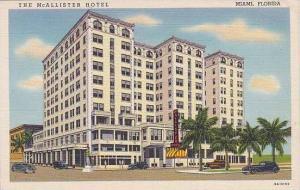 Florida Miami The Mc Allister Hotel