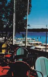 MANITOULIN ISLAND, Ontario, Canada, 1940-1960's; Harbour Island Yacht And Fis...