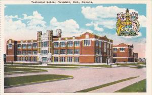Canada Technical School Windsor Ontario