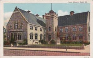 Illinois Joliet Public Library Curteich