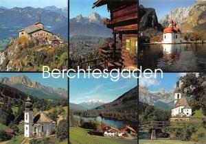 Berchtesgaden, Kehlsteinhaus St Bartholomae Maria Gern Hintersee Ramsauer Kirche