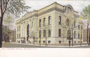 Carnegie Library , SYRACUSE , New York , 00-10s