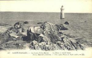 Saint Nazaire, France, Carte, Postcard la Pointe Villez Martin Saint Nazaire ...