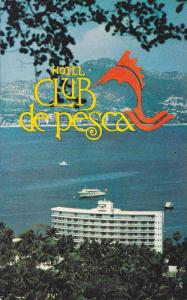 Hotel Club De Pesca, Acapulco Gro., Mexico, 1940-1960s