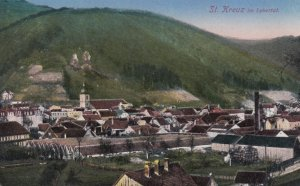 St. Kreuz (Vogesen). im Lebertal , 00-10x ; Germany