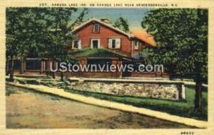 Kanuga Lake Inn Hendersonville NC Unused