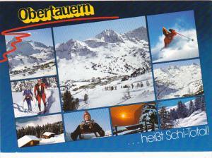 Wintergruesse aus Obertauern Austria