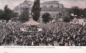 British Band playing at CNE , Toronto , Ontario , Canada , 00-10s