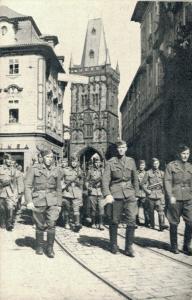 Czech Republic Z vojenské prehlídky 1 csl armády 02.59