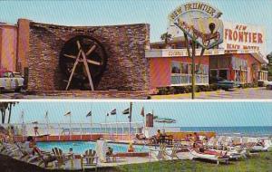 Florida Daytona New Frontier Beach Motel