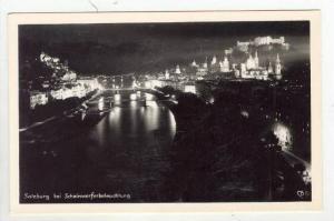 RP, Salzburg Bei Scheinwerferbeleuchtung, Salzburg, Austria, 1920-1940s