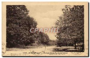 Rimbeault Postcard Old Entree Forest of Chize