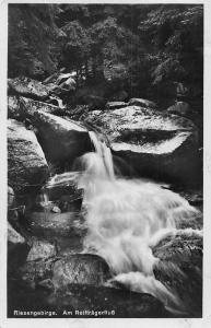 Poland Riesengebirge Am Reiftraegerfluss Creek Forest