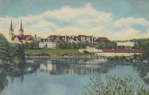 SPOKANE, Washington,  30-40s ; Gonzaga University & St. Aloysius Church