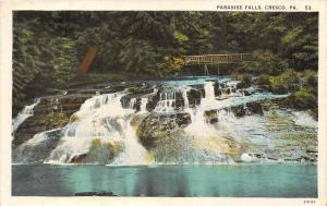Pennsylvania ,  Cresco   Paradise Falls