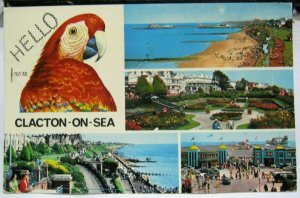 England Hello from Clacton-on-Sea - posted 1978