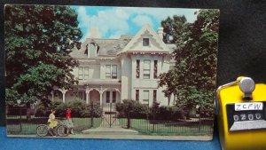 STD Vintage House of President Harry S Truman Independence Missouri Unposted
