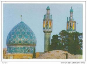 IRAN  Tomb of Sheah ne´metollah valli, KERMAN-MAHAN, 1970s