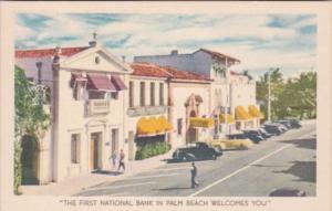 Florida Palm Beach The First National Bank