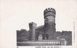 Elsinore Tower in Eden Park - Cincinnati, Ohio - UDB