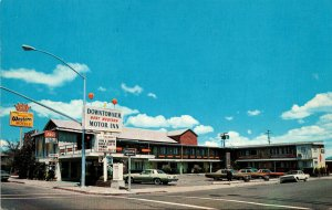 Nevada Carson City Downtowner Motor Inn