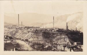RP: Trail Smelter , TRAIL , B.C. , Canada, 1910s-20s