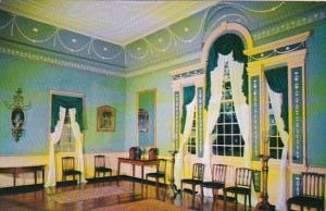 Virginia Mount Vernon Banquet Hall At Mount Vernon Home Of Washington