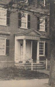 RP; PORTSMOUTH , N.H. , 1910-20s ; Cutler Barttell House, Doorway