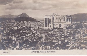 RP: Athens , Greece , 00-10s ; Temple d'Erechthee