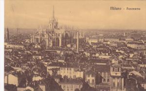 Panorama Of MILANO (Lombardy), Italy, 1900-1910s
