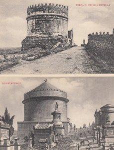 LA VIA APPIA , Italy , 00-10s ; Bi-Fold Postcard ; #2