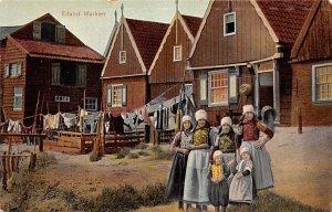 Eiland Marken Holland Unused