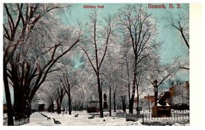 New Jersey  Newark , Millary park