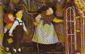 Pennsylvania Pocono Mountains Hansel and Gretel Phoebe's Little Wax Works