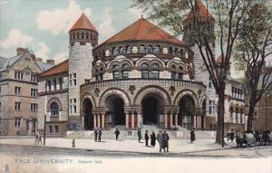 Connecticut New Haven Osborn Hall Yale University