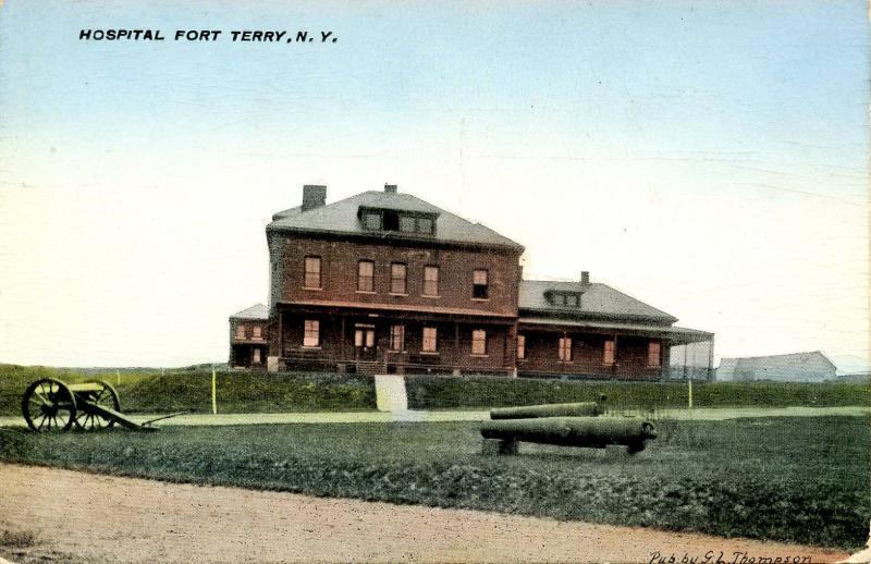 NY - Fort Terry Post, Hospital