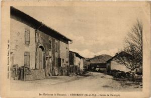 CPA  Reherrey - Les Environs de Baccarat - Route de Montigny  (483852)