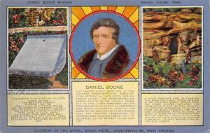 Daniel Boone 1951